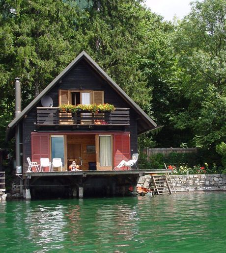 Seehaus Lore am Ossiacher See
